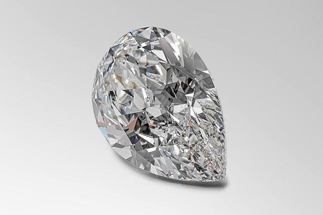 Синтетический бриллиант