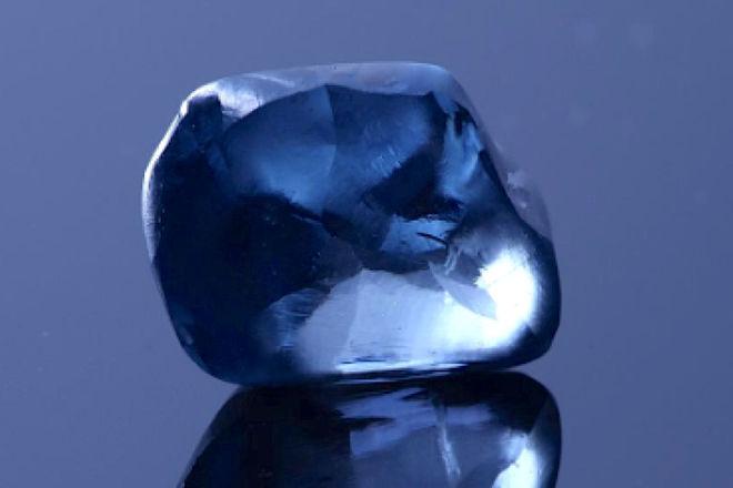 Голубой бриллиант