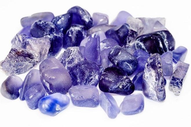 Синий кордиерит