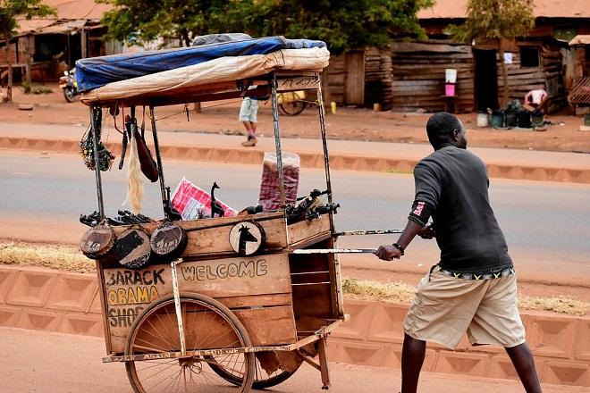 Адамантовый шоппинг-тур в Африку
