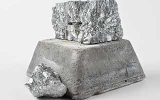 ОЛОВО — разноликий металл