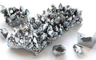 ОСМИЙ — тяжелее нет металла