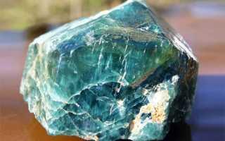 АПАТИТ — многоликий минерал-обманщик
