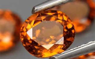 ЦИРКОН — камень успеха, младший брат алмаза