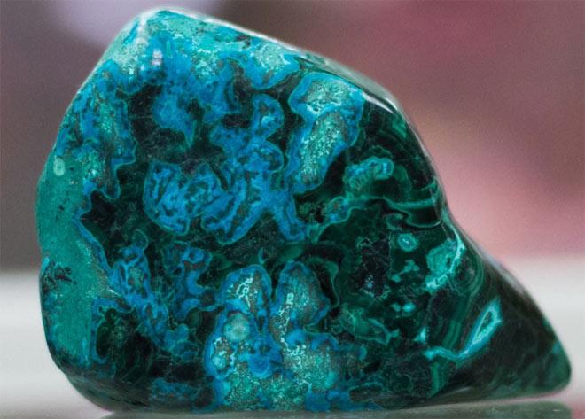 хризоколла камень