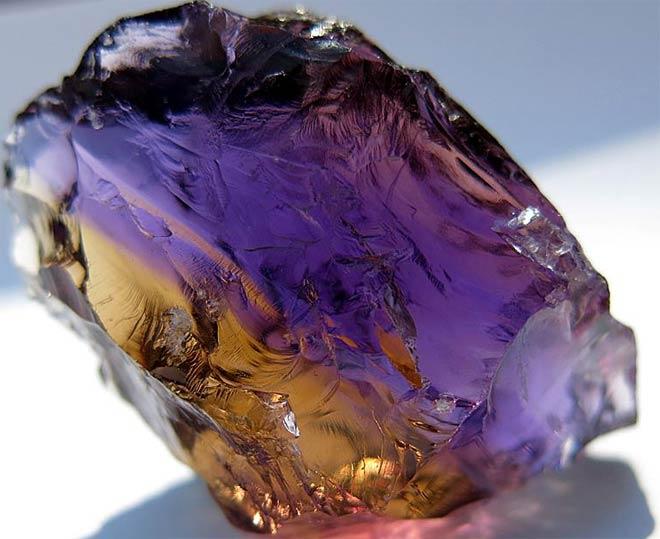 аметрин минерал