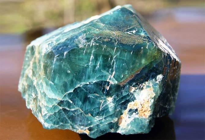 апатит камень