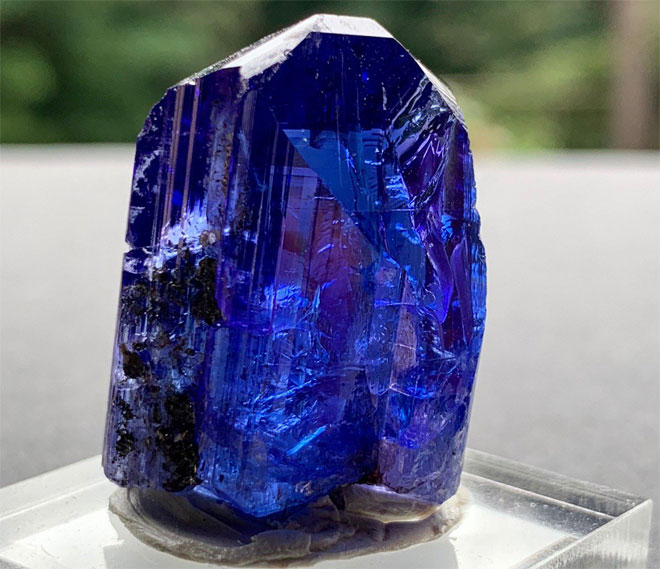 танзанит камень
