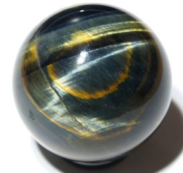 соколиный глаз камень