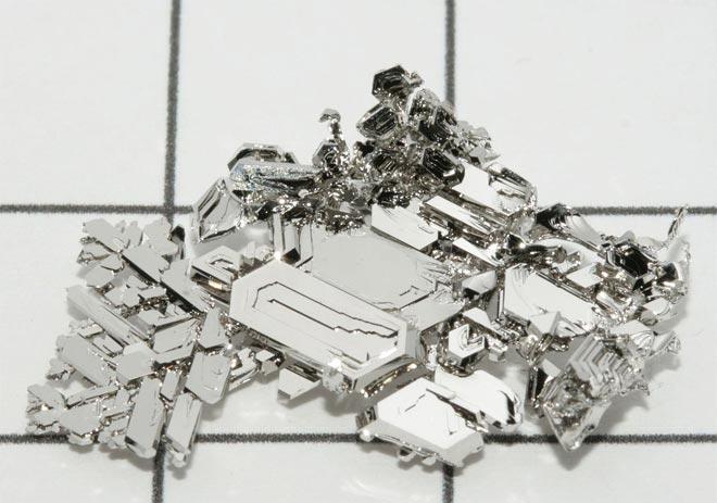 Кристаллы-платины