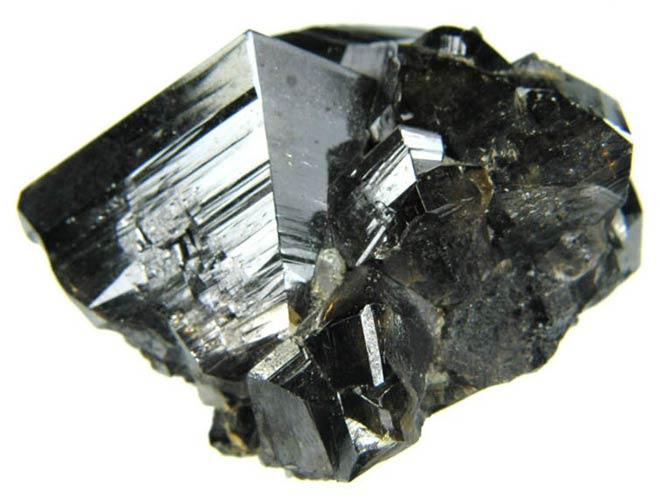 Кристаллы касситерита