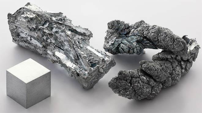 Цинк металл
