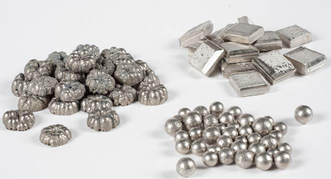применение никеля