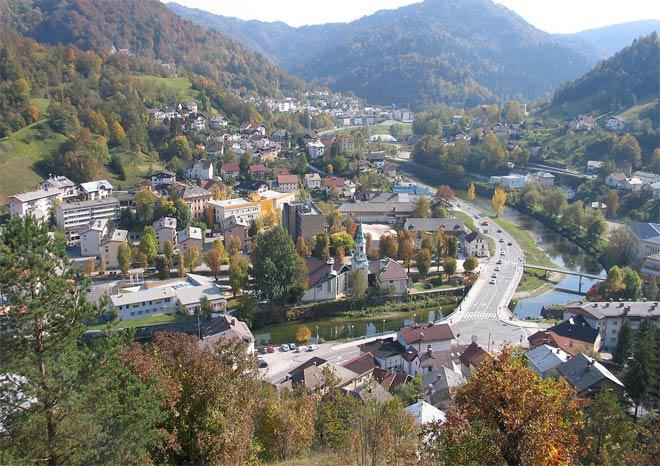 Словенский город Идрия — крупнейший в Европе центр добычи ртути с XV века
