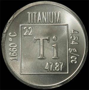 титан элемент