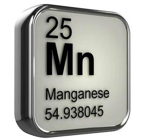 Марганец элемент