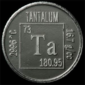 тантал элемент