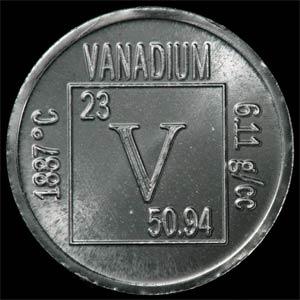 ванадий элемент