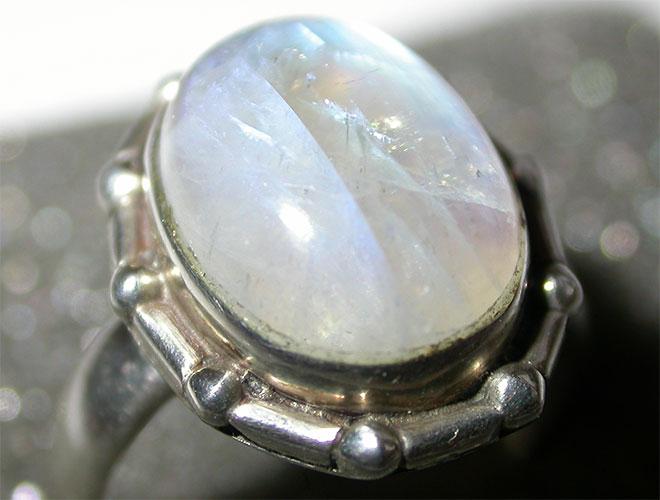 альбит кольцо